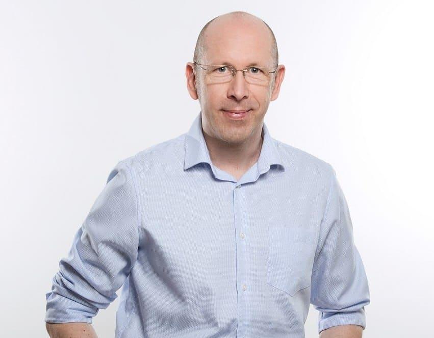 Andreas Bernknecht ist der Gründer von DM-Harmonics
