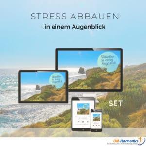 Stressabbau in einem Augenblick mit Binauralen Beats