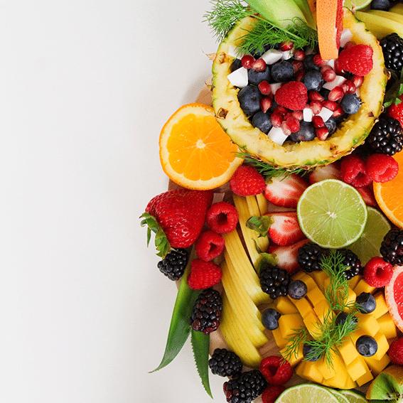 DM-Harmonics-Gesunde ernährung zum abnehmen-Verschiedene Obstsorten