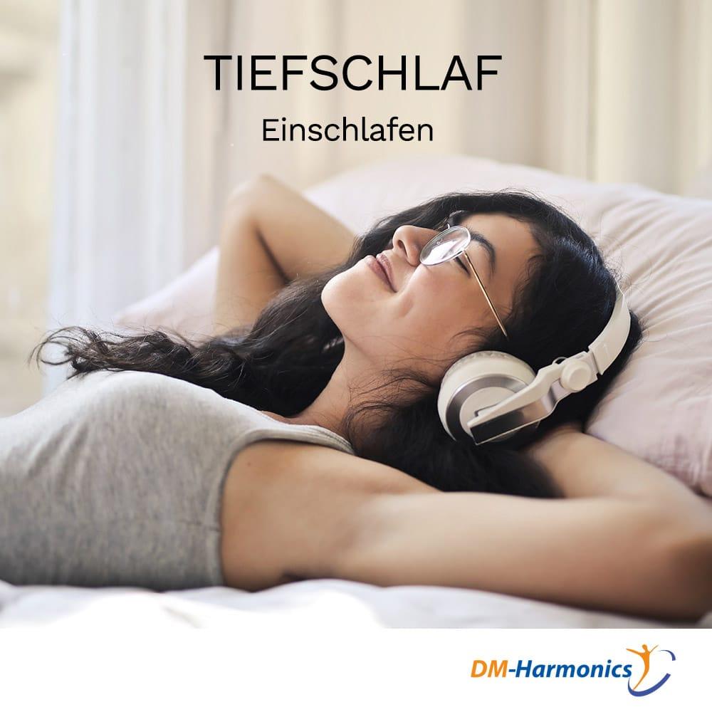 Mithilfe binauraler Beats besser und entspannt einschlafen
