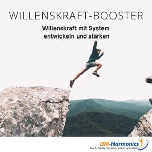 Entwickle Willenskraft mit System und stärke sie