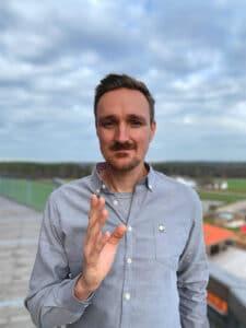Andreas Pröhl im Gespräch beim Willenskraft Podcast