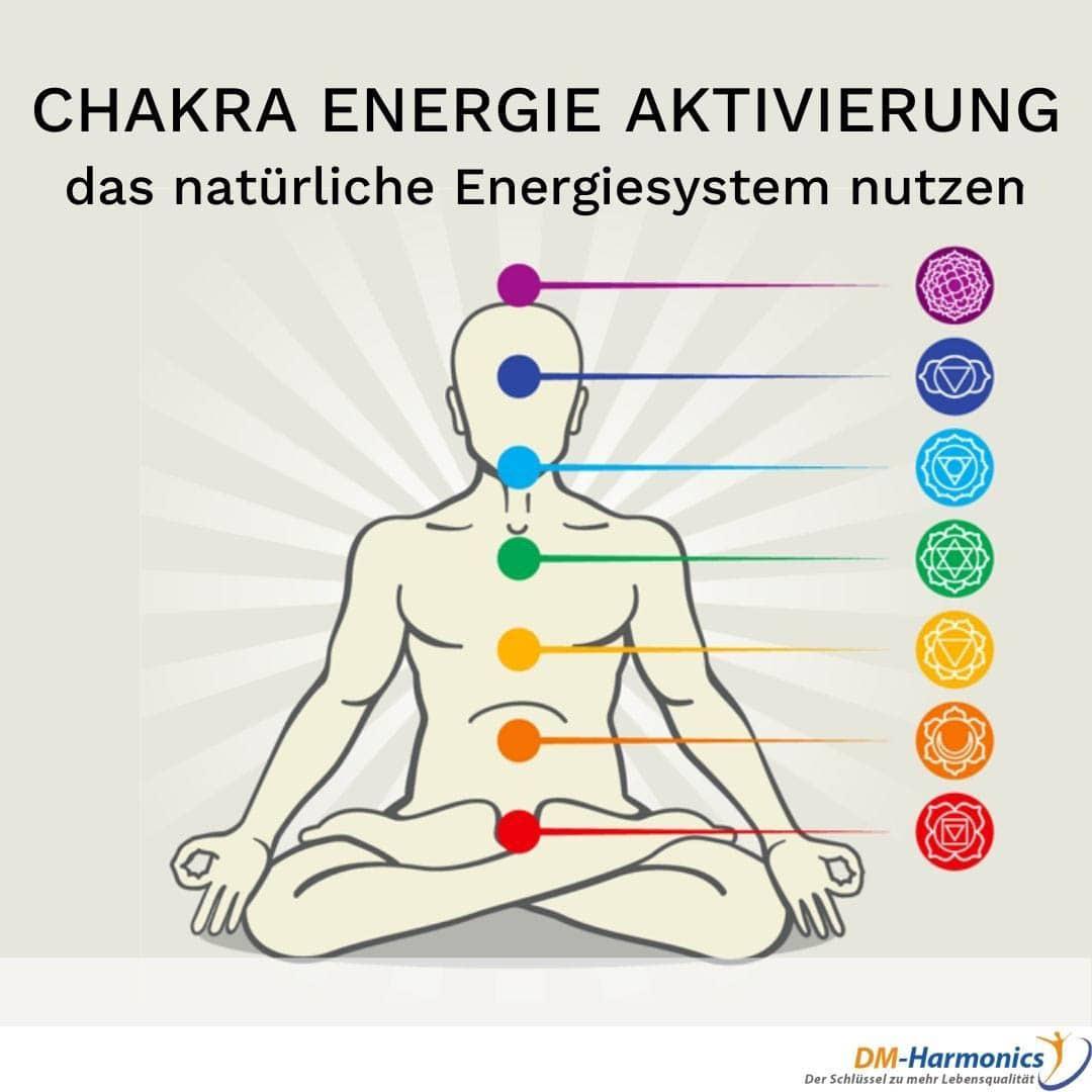 DM-Harmonics-Chakren aktivieren und anwenden-Produktcover Chakra Aktivierung